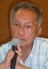 book launch the way home story of ex leoprosy patients 090911 sungai buloh council member lee chor seng