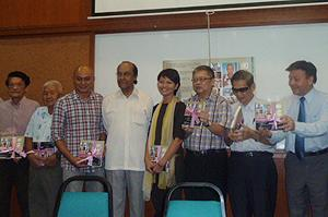 book launch the way home story of ex leoprosy patients 090911 01
