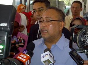 Selangor Umno liaison committee secretary Mohd Zin Mohamed