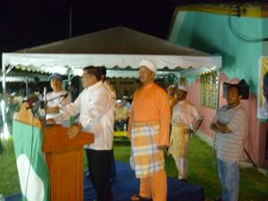 Mohd Sabu ceramah at Seremban