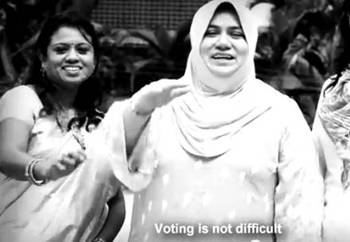 Rosnah Abd Rashid Shirlin in Undilah video