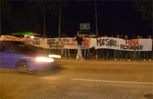 Fracas during Mohd Sabu ceramah at Seremban