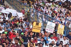 himpun rally crowd 1