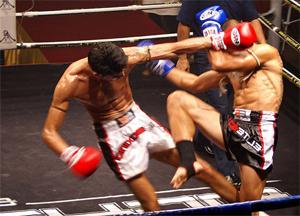 Ilya Grad, Israeli Muay Thai boxing champion