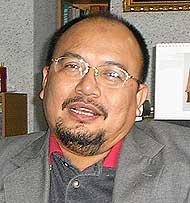 zaid kamaruddin interview interfaith 010606 pointing out
