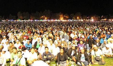 pakatan kedah mega ceramah 150112 crowd 7