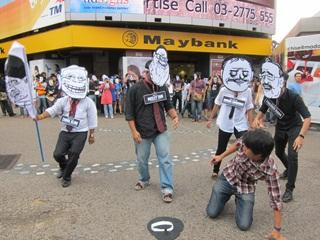 adam adli flash mob 4