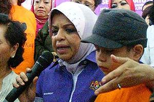 shahrizat taman desa pc resign resignation step down 110312