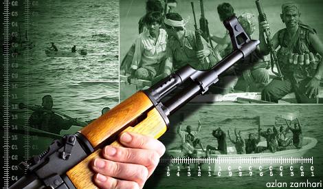 Pirates raid Thai tanker off Kuantan waters
