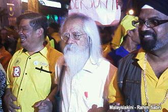 himpunan janji democracy 310812 samad said mat sabu