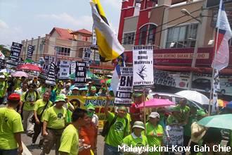 anti cyanide raub green rally 020912 5