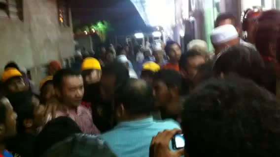 Perkasa disrupts Anwar in Alor Setar