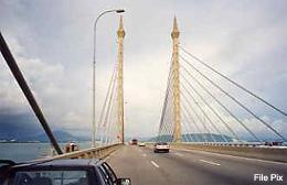 penang bridge 131204