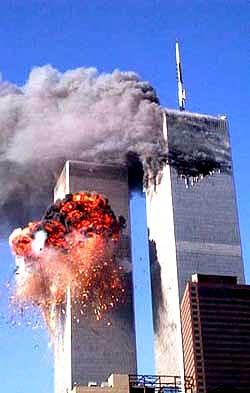 sept 11 911 attack world trade centre new york  110906