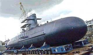 military malaysia navy french built submarine scorpene class