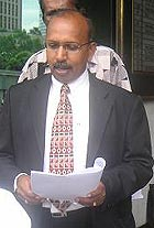 police tortured victim 110107 lawyer M Manoharan