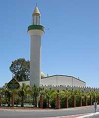 australia media visit 290107 mosque