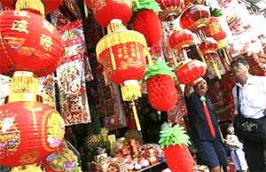 chinese new year decorations 120207