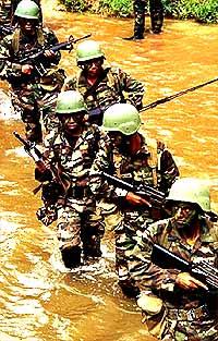 military tentera askar soldier malaysia 260307 wataniah