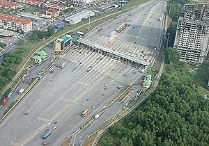 plus highway sg besi 180205 aerial view 01