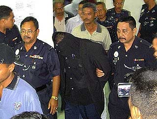 altantuya razak baginda murder 110707 sirul escorted