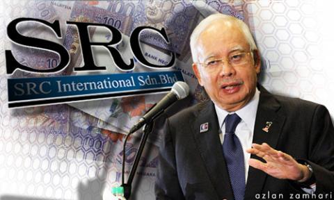 Najib tidak diberi peluang menjawap, kata peguamnya