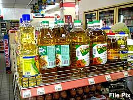 sundry shops kedai runcit everyday goods 250907 cooking oil