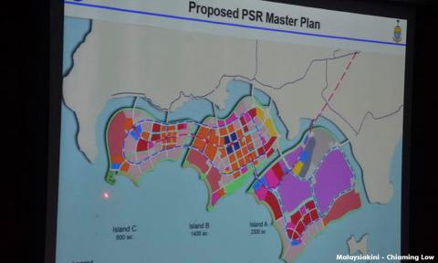 On what basis was the PSR's EIA approved?